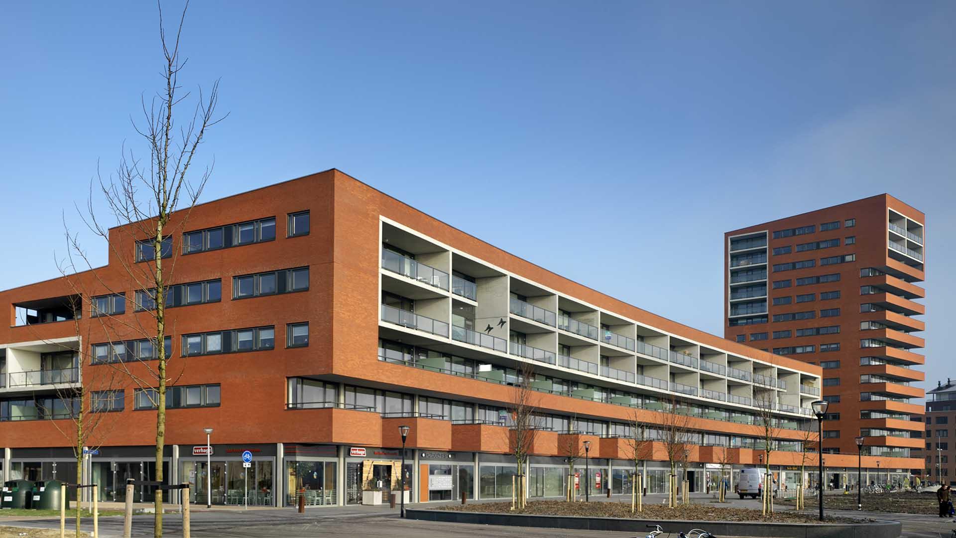 Winkelcentrum De Volgerlanden Hendrik Ido Ambacht
